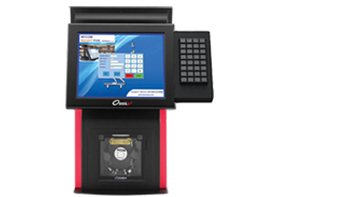 Omnizi Integrated POS with Scanner