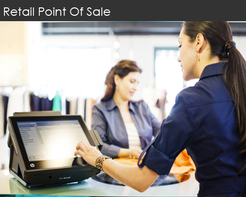 Retail Point Of Sale